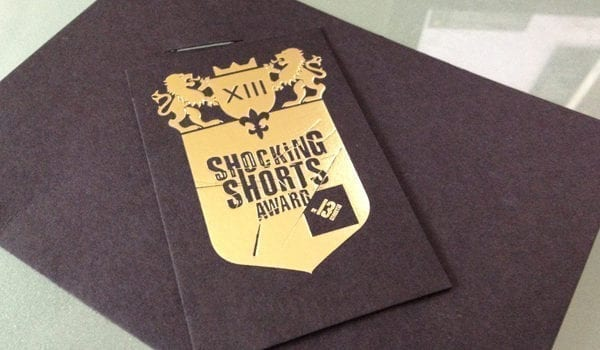 Shocking Shorts Award