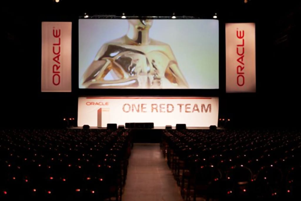 G.R.A.L. Oracle Kick-Off Events