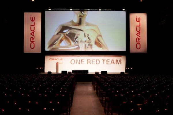 ORACLE Kick-Off Event