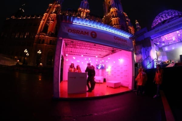 OSRAM Wien Eurovision Song Contest / OSRAM at the Eurovision Song Contest – G.R.A.L. GmbH