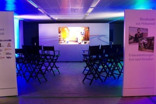 Innovative Roadshow des Sky Media Network NEXT – G.R.A.L. GmbH