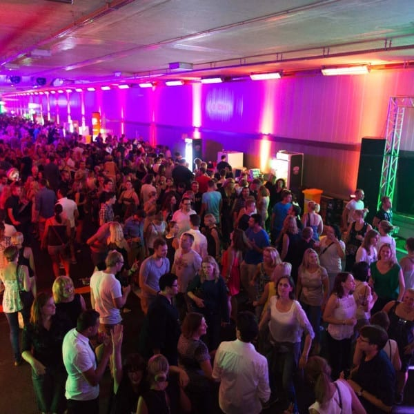 A tunnel party like no other in Munich / Tunnelfest in München– G.R.A.L. GmbH