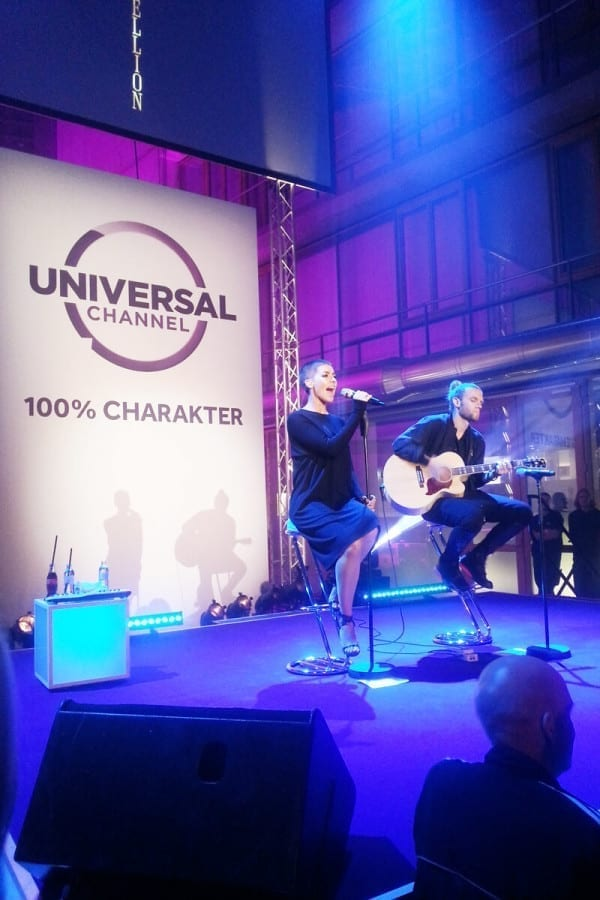 Universal Channel Launch