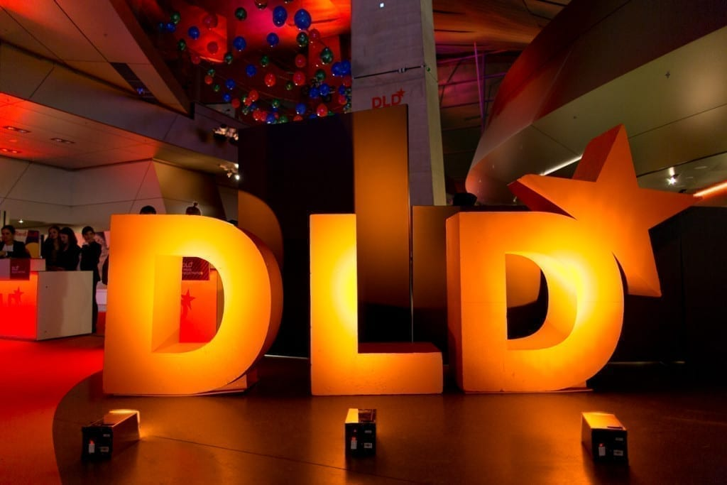 Abendveranstaltung der DLD Digital Life and Design / Digital Life and Design DLD Conference – G.R.A.L. GmbH