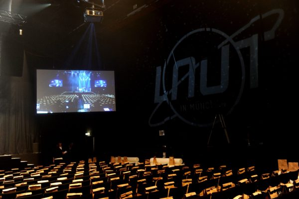 Sony laut event / B2B event Sony Laut since 2012 in Munich – G.R.A.L. GmbH